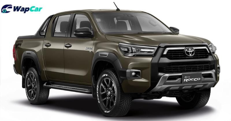 204 Ps And 500 Nm New 2020 Toyota Hilux Launched In Thailand 2021 Debut In Malaysia Wapcar