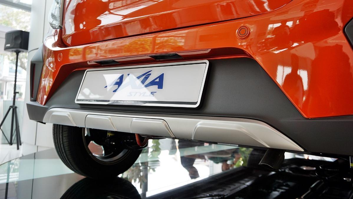 2019 Perodua Axia Style 1.0 AT Exterior 065