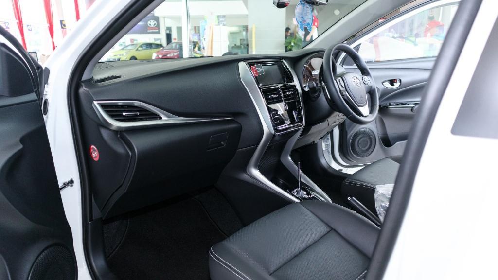 2019 Toyota Vios 1.5G Interior 003