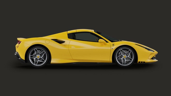 2020 Ferrari F8 Tributo 3.9L Exterior 002