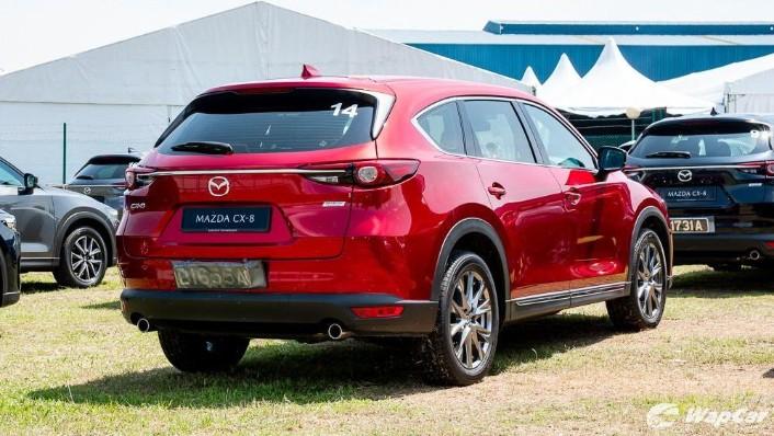 Mazda CX-8 Public (2019) Exterior 003