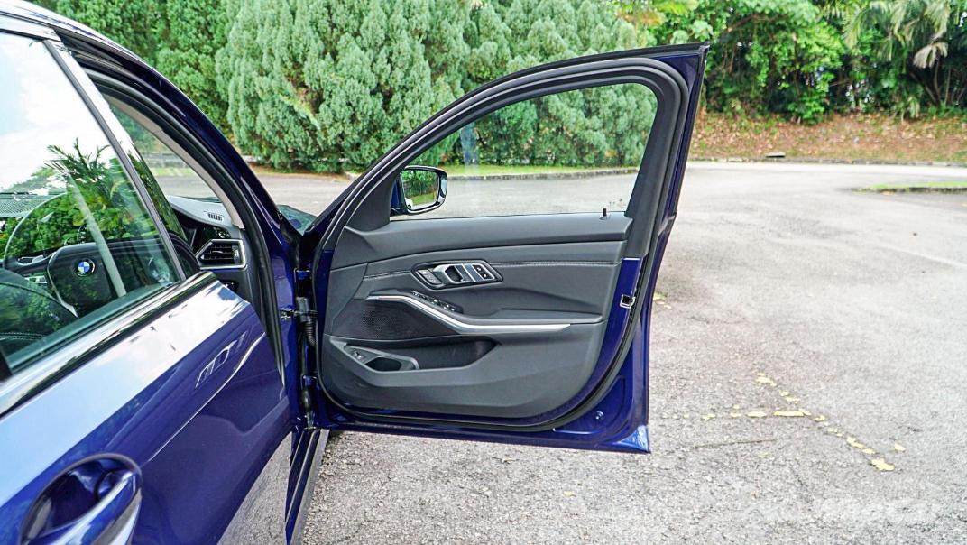 2020 BMW 3 Series 320i Sport Interior 096