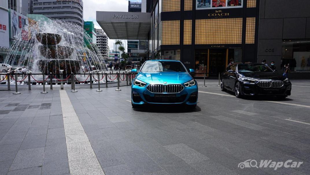 2020 BMW 2 Series 218i Gran Coupe Exterior 096