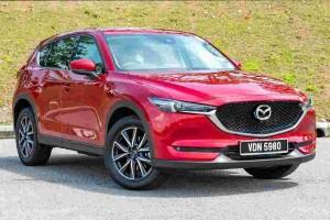 2019 Mazda CX-5 2.5 Turbo is a pocket rocket SUV – Ratings