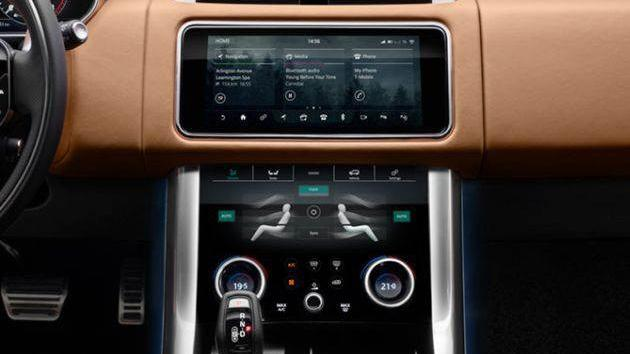 Land Rover Range Rover Sport (2017) Interior 006