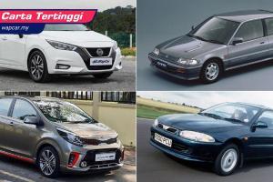 Kereta biasa paling cantik yang pernah dijual di Malaysia