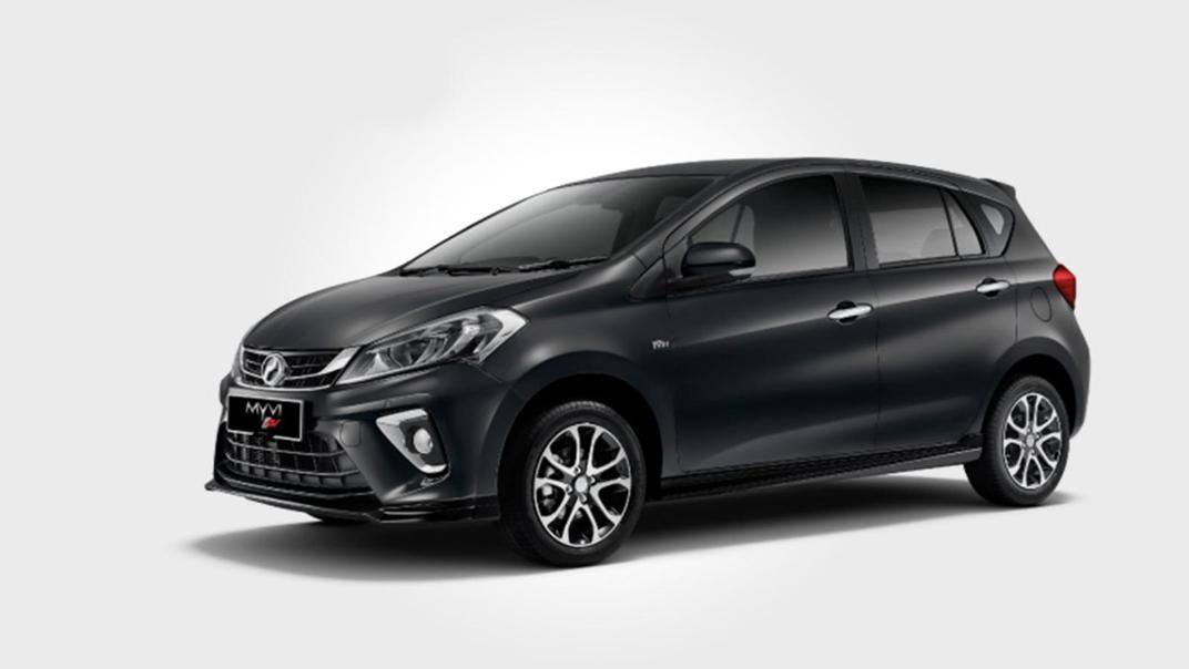 2020 Perodua Myvi 1.3L G AT Others 006