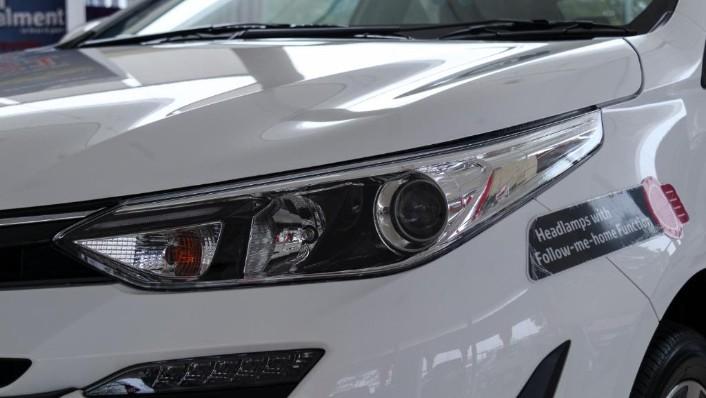 2019 Toyota Vios 1.5G Exterior 010