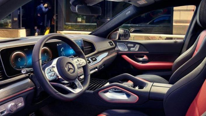 2020 Mercedes-Benz GLE 450 4Matic Coupe Interior 001