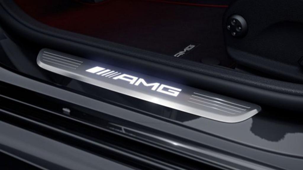 Mercedes-Benz AMG E-Class (2019) Interior 017