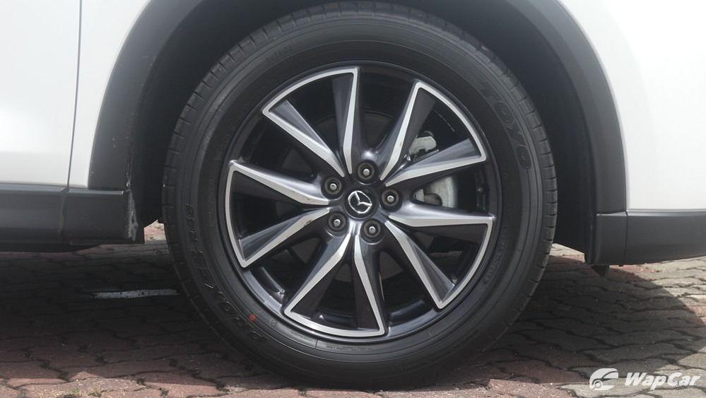 2019 Mazda CX-5 2.5L TURBO Exterior 063
