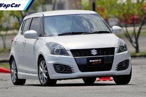 Suzuki Swift Sport (ZC32S) terpakai: Serendah RM 50k – baik beli ni dari Myvi atau Iriz?
