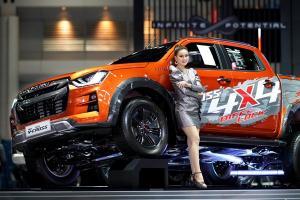 全新2021 Isuzu D-Max将先于Mazda BT-50在大马上市