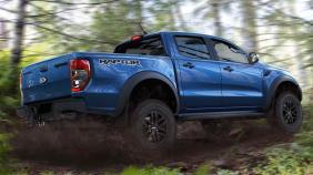 2020 Ford Ranger Raptor 2.0 Bi-Turbo Exterior 003
