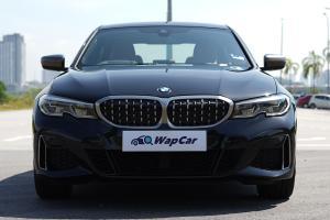Rebiu: BMW M340i xDrive – 387 PS, 500 Nm, Toyota GR Supra versi sedan?