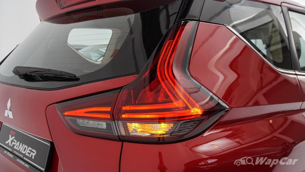 2020 Mitsubishi Xpander 1.5 L Exterior 041