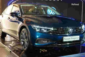 New 2020 Volkswagen Passat 2.0 TSI facelift - lower price at RM 189,012, less power, but more features