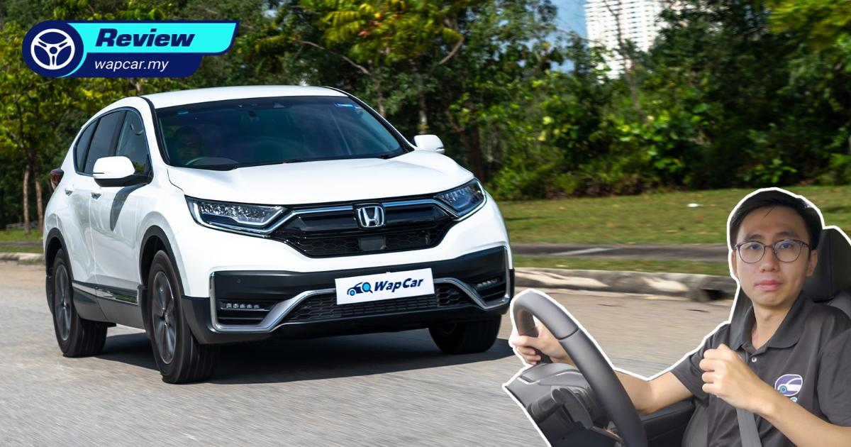 Video: 2021 Honda CR-V 1.5 AWD Review in Malaysia, You Just Can't Say No To One 01
