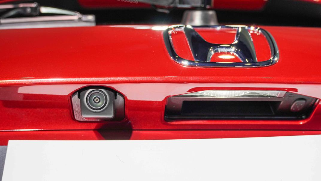 2021 Honda City Hatchback International Version Interior 028