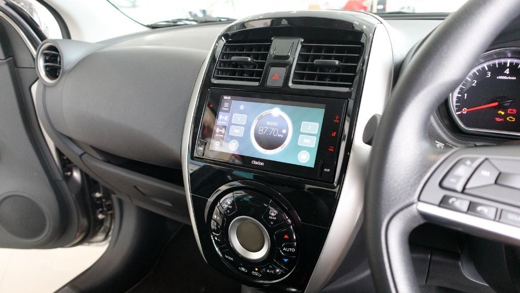 2018 Nissan Almera 1.5L VL AT Interior 010