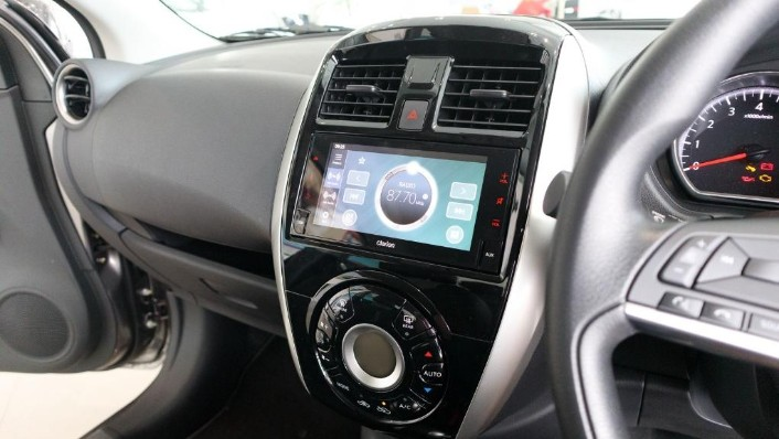 2018 Nissan Almera 1.5L VL AT Interior 010