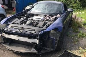 Car cannibals dismantle Mercedes-AMG GT while owner is on holiday
