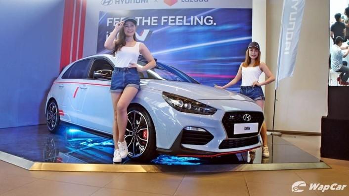 2020 Hyundai i30N Exterior 002