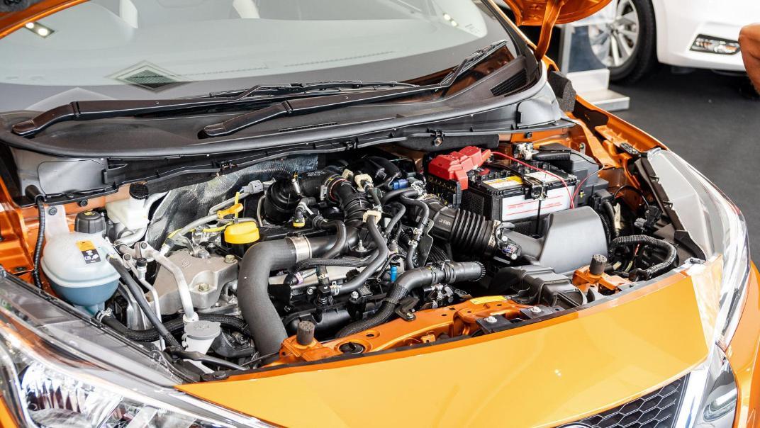 2020 Nissan Almera 1.0L VLT Others 003