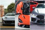 What are the most expensive cars launched in 2020?