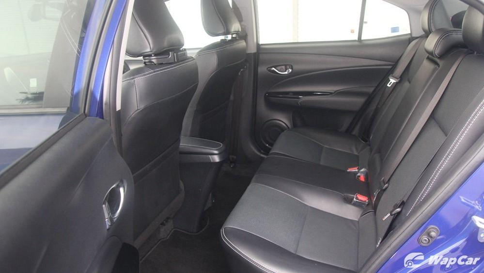 2019 Toyota Vios 1.5G Interior 055