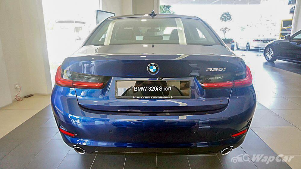 2020 BMW 3 Series 320i Sport Exterior 064