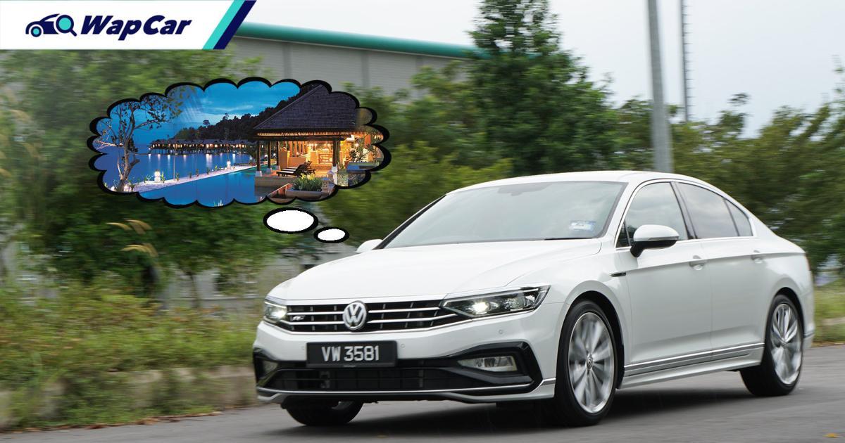 Buy a VW Passat, get a luxury island getaway at Pulau Pangkor for free! 01