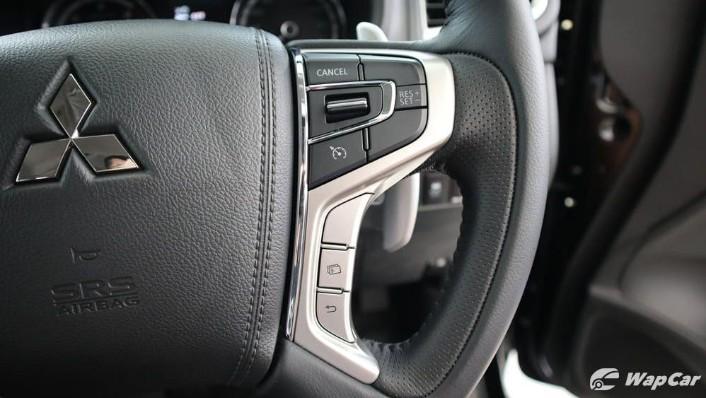 2019 Mitsubishi Triton VGT Adventure X Interior 008