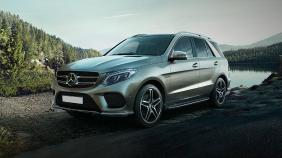2019 Mercedes-Benz GLE GLE 450 4Matic AMG Line Exterior 001
