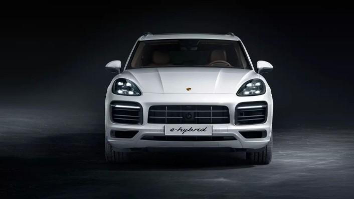 Porsche Cayenne (2019) Exterior 006