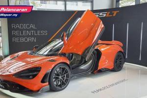 McLaren 765LT 2021 dilancarkan di Malaysia – 765 PS & 800 Nm tork, RM 1.48 juta