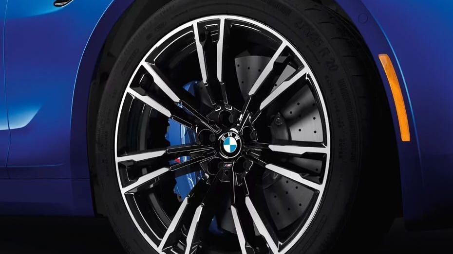 BMW M5 (2019) Exterior 010