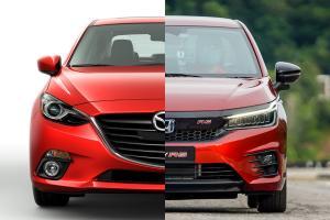Used vs New: For RM 100k, Mazda 3 BM or Honda City? Jinba Ittai vs Honda ingenuity