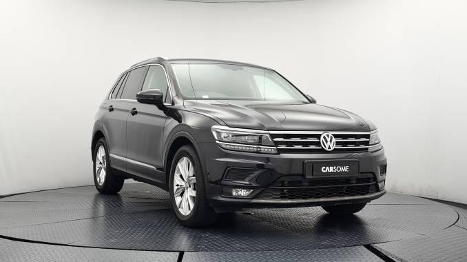 2019 Volkswagen TIGUAN 280 TSI HIGHLINE 1.4