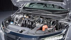 2020 Honda City 1.5L V Exterior 012