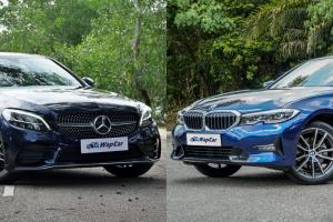 COTY 2020: BMW 320i vs Mercedes-Benz C200, vote for your favourite!