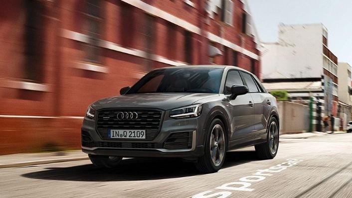 Audi Q2 (2019) Exterior 002