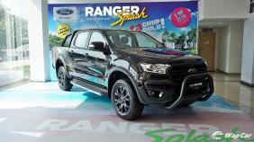 2019 Ford Ranger 2.0L XLT Limited Edition Exterior 001