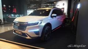 2021 Honda BR-V Upcoming Version Exterior 001