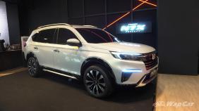 2021 Honda BR-V Upcoming Version Exterior 010