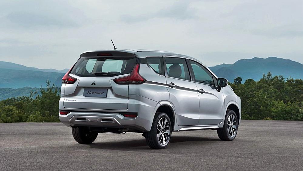 2020 Mitsubishi Xpander Upcoming Version Exterior 043