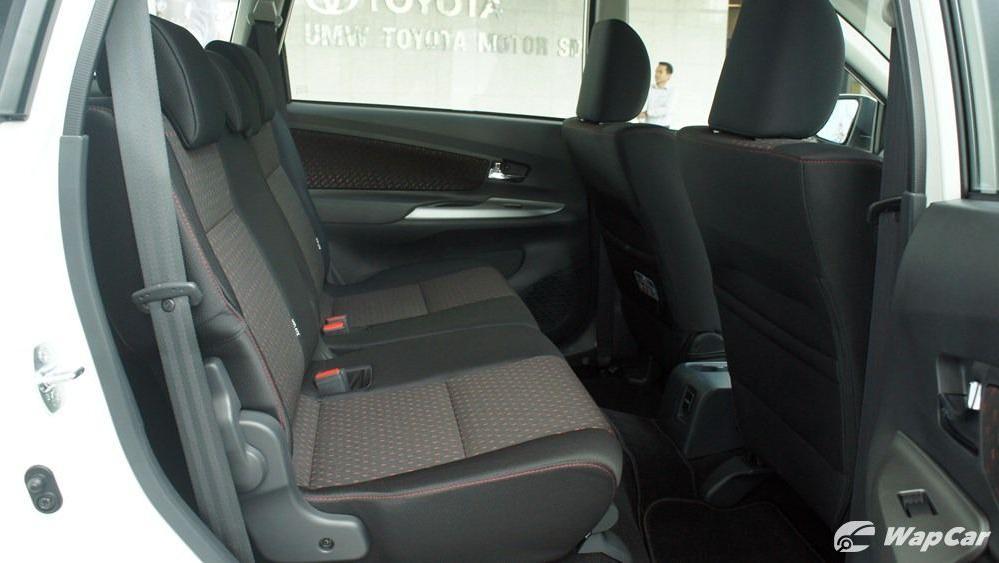 2019 Toyota Avanza 1.5S Interior 009