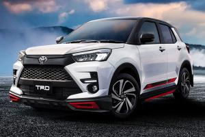 TRD kit among aftermarket options for Perodua D55L, sporty enough for you?