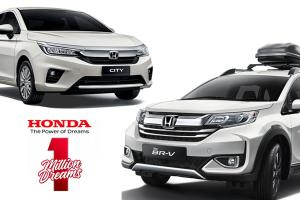 Shopping for a Vios? Honda wants to give you RM5k in rebates for Honda City and BRV