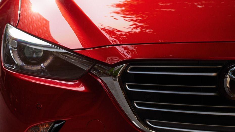 Mazda CX-3 (2018) Exterior 006